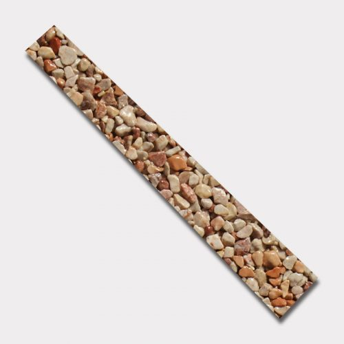 Breccia Pernice 100×8,5 cm
