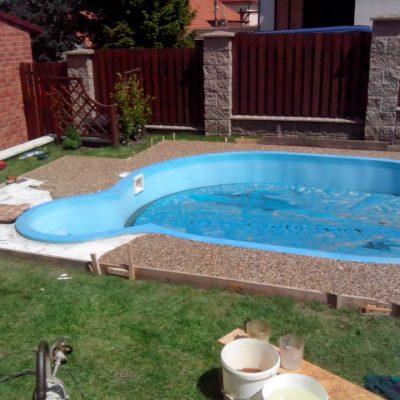 Kamenný koberec – bazény - 7