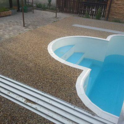 Kamenný koberec – bazény - 16