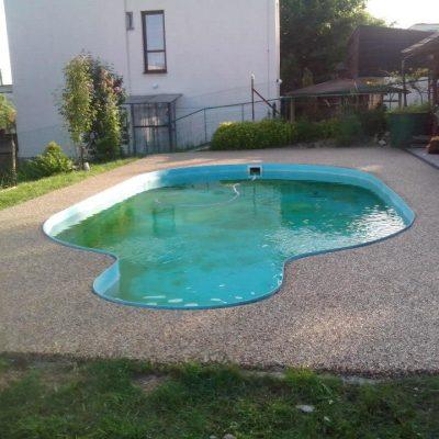 Kamenný koberec – bazény - 17