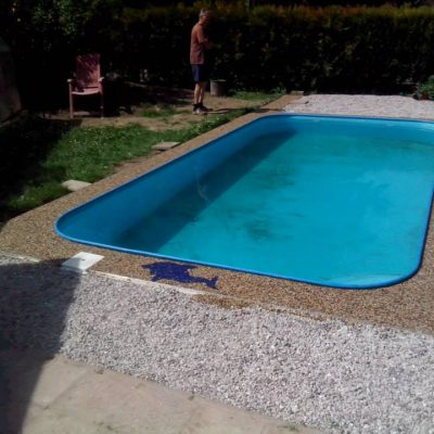 Kamenný koberec – bazény - 19
