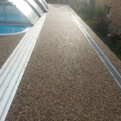 Kamenný koberec – bazény - 21