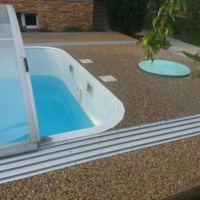 Kamenný koberec – bazény - 22