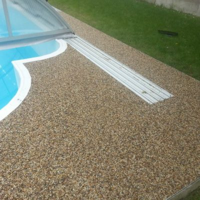 Kamenný koberec – bazény - 28