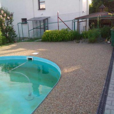 Kamenný koberec – bazény - 30
