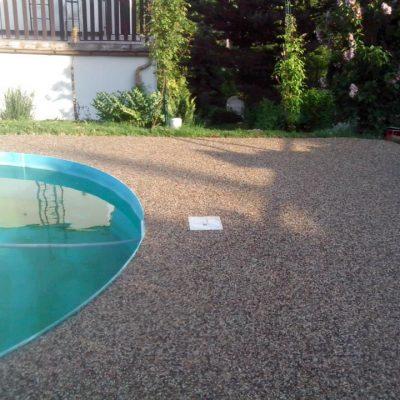 Kamenný koberec – bazény - 31