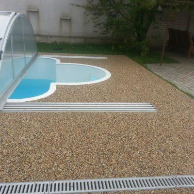 Kamenný koberec – bazény - 32