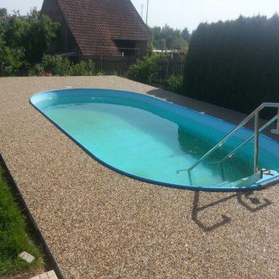 Kamenný koberec – bazény - 33