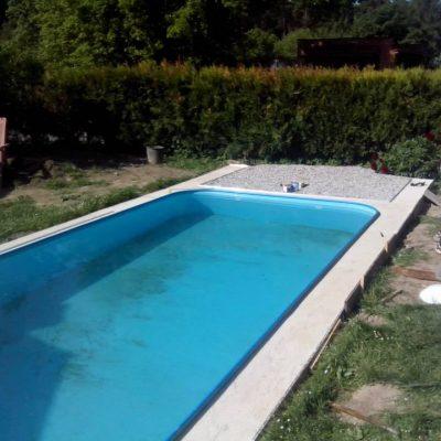 Kamenný koberec – bazény - 34