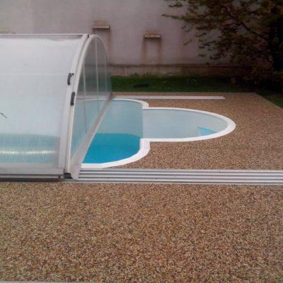 Kamenný koberec – bazény - 35