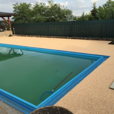 Kamenný koberec – bazény - 38