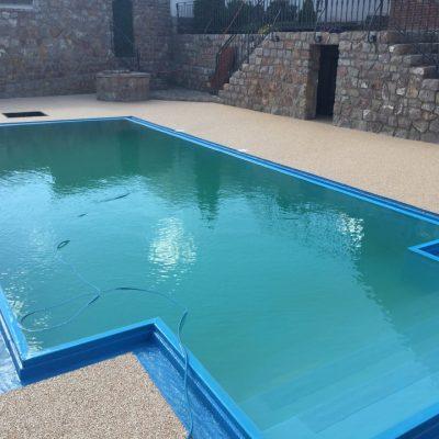 Kamenný koberec – bazény - 39