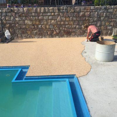 Kamenný koberec – bazény - 40