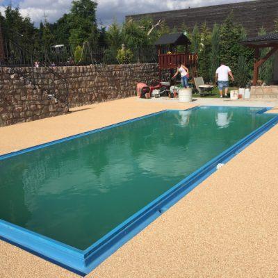 Kamenný koberec – bazény - 41