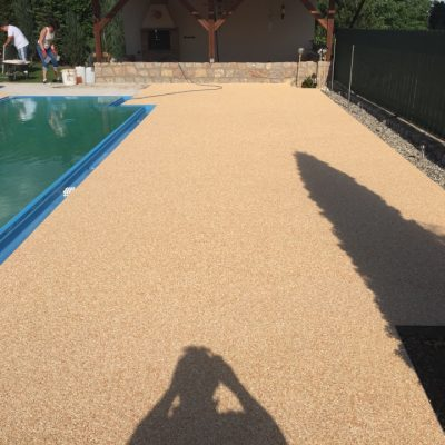 Kamenný koberec – bazény - 42
