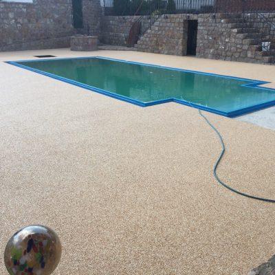 Kamenný koberec – bazény - 43