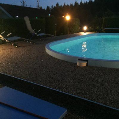 Kamenný koberec – bazény - 47