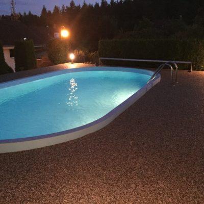 Kamenný koberec – bazény - 48