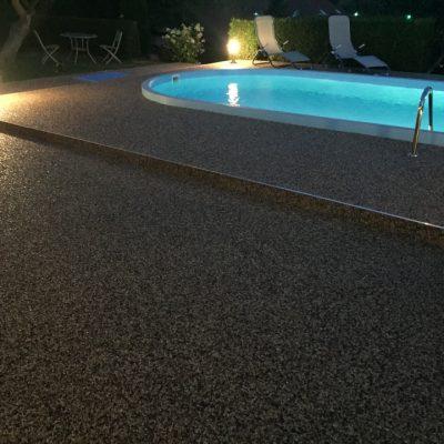 Kamenný koberec – bazény - 50