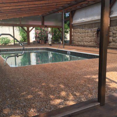 Kamenný koberec – bazény - 52