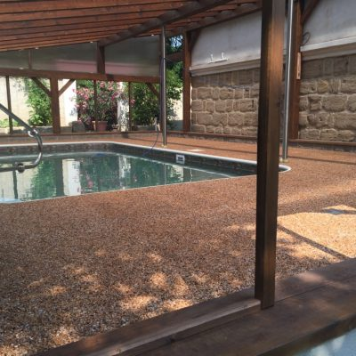 Kamenný koberec – bazény - 53