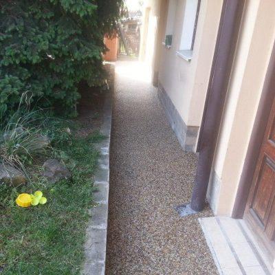 Kamenný koberec – chodníky - 1