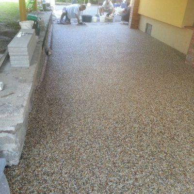 Kamenný koberec – chodníky - 2