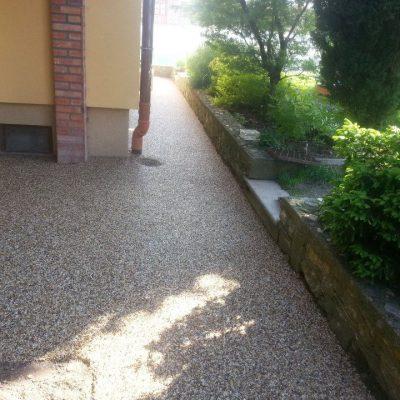 Kamenný koberec – chodníky - 7