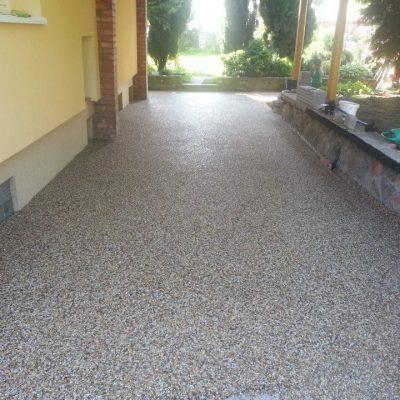 Kamenný koberec – chodníky - 20