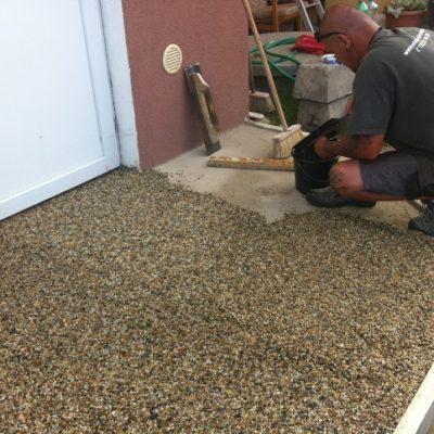 Kamenný koberec – detaily - 1