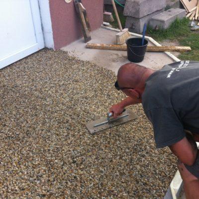 Kamenný koberec – detaily - 24