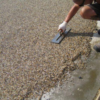 Kamenný koberec – detaily - 20