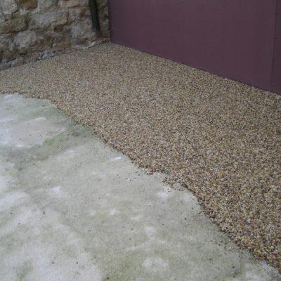 Kamenný koberec – detaily - 15
