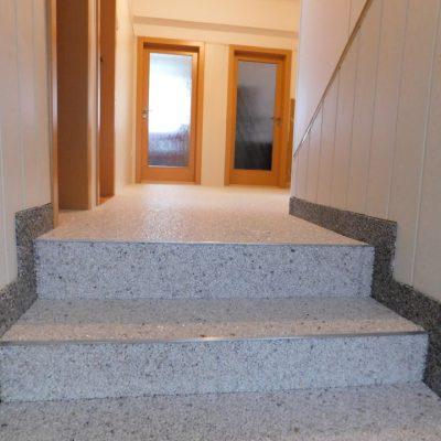 Kamenný koberec – interiéry - 1
