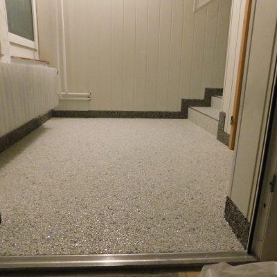 Kamenný koberec – interiéry - 3