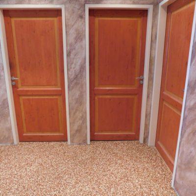 Kamenný koberec – interiéry - 9