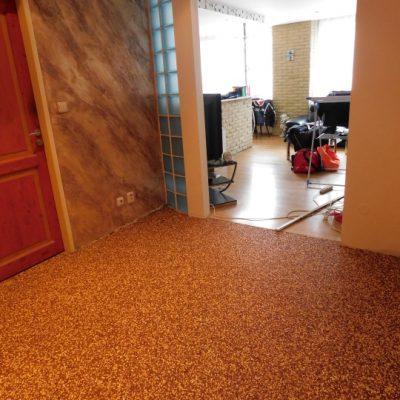 Kamenný koberec – interiéry - 10
