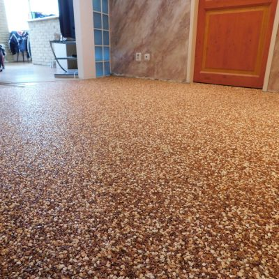 Kamenný koberec – interiéry - 11