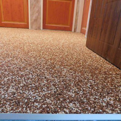 Kamenný koberec – interiéry - 12