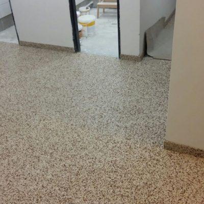 Kamenný koberec – interiéry - 19