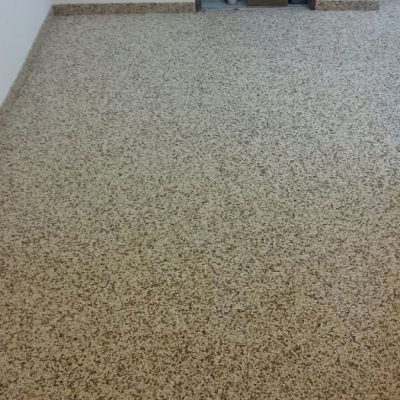 Kamenný koberec – interiéry - 21