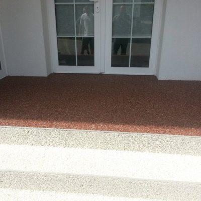 Kamenný koberec – schody - 2