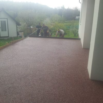 Kamenný koberec – schody - 4