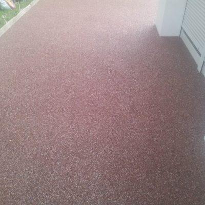 Kamenný koberec – schody - 8
