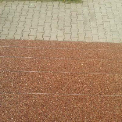 Kamenný koberec – schody - 11