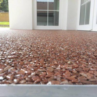 Kamenný koberec – schody - 12