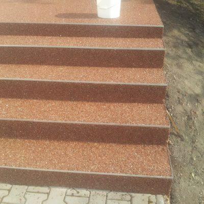 Kamenný koberec – schody - 13
