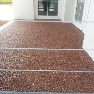 Kamenný koberec – schody - 14