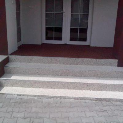 Kamenný koberec – schody - 16