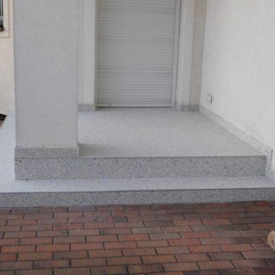 Kamenný koberec – schody - 21